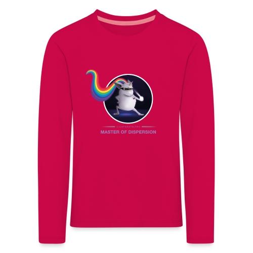 Master of Dispersion - Kinder Premium Langarmshirt