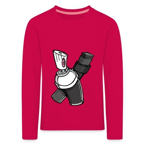 Graffity - T-shirt manches longues Premium Enfant