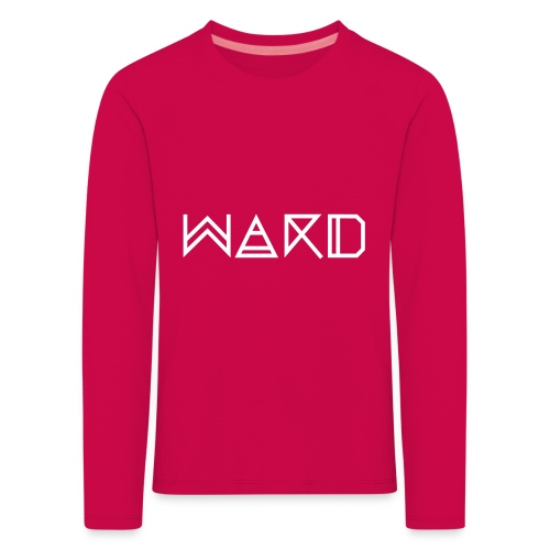 WARD - Kids' Premium Longsleeve Shirt