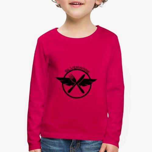 Silverware collection - Kids' Premium Longsleeve Shirt