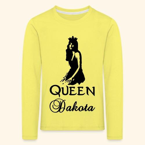 Queen Dakota - Kids' Premium Longsleeve Shirt