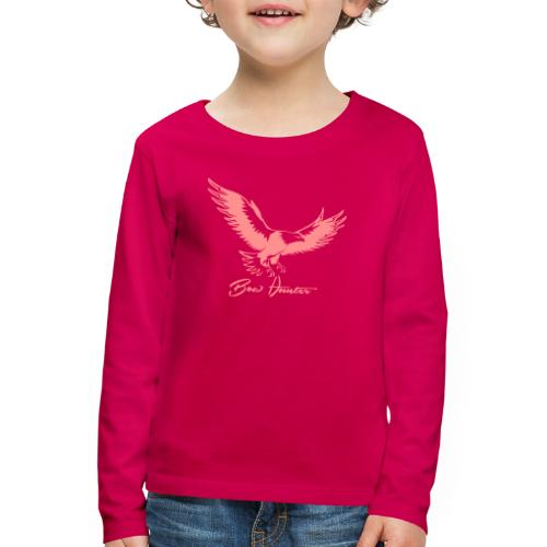 Eagle Bow Hunter - Kinder Premium Langarmshirt
