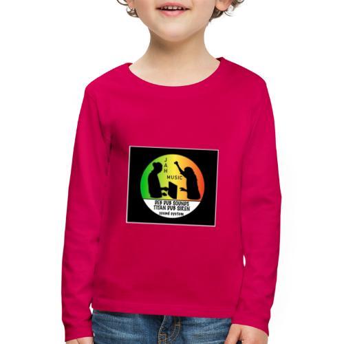 Deb Dub & Titan Dub Siren - Kids' Premium Longsleeve Shirt