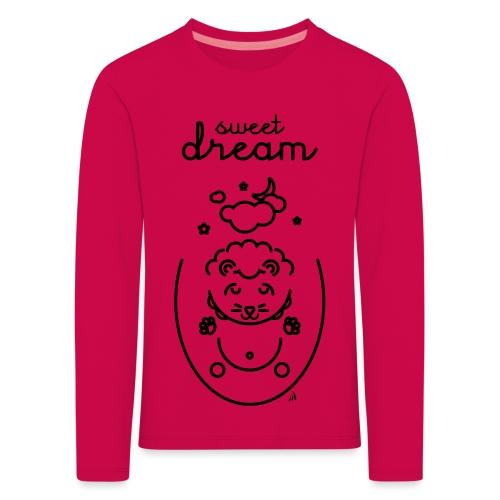 Rêve lion - T-shirt manches longues Premium Enfant