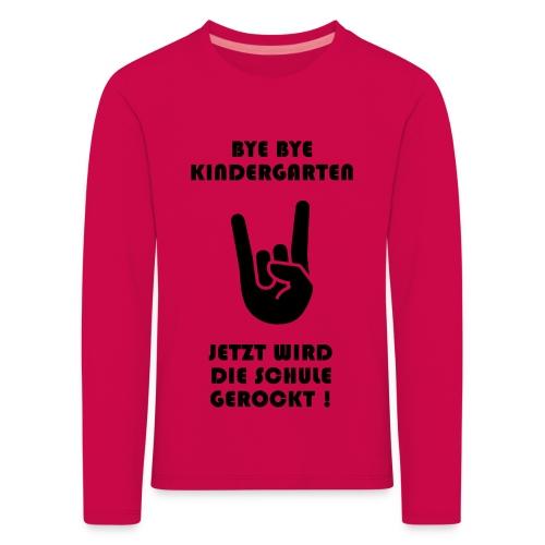 ELI - Kinder Premium Langarmshirt