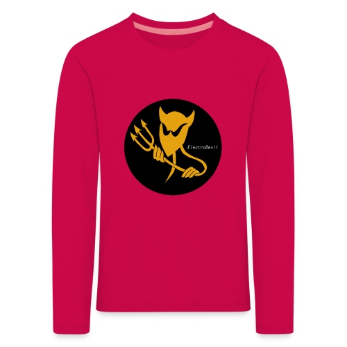 ElectroDevil T Shirt - Kids' Premium Longsleeve Shirt