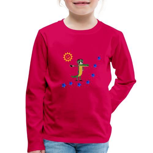 Croco - T-shirt manches longues Premium Enfant