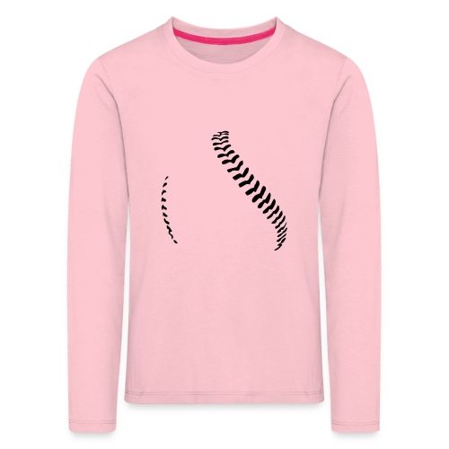 Baseball - Kids' Premium Longsleeve Shirt