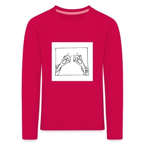 w14 oni - Koszulka dziecięca Premium z długim rękawem