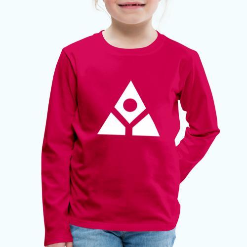 Geometry - Kids' Premium Longsleeve Shirt