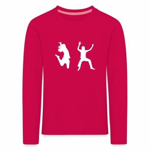 Trampoline - Kids' Premium Longsleeve Shirt