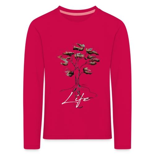 Notre mère Nature - T-shirt manches longues Premium Enfant