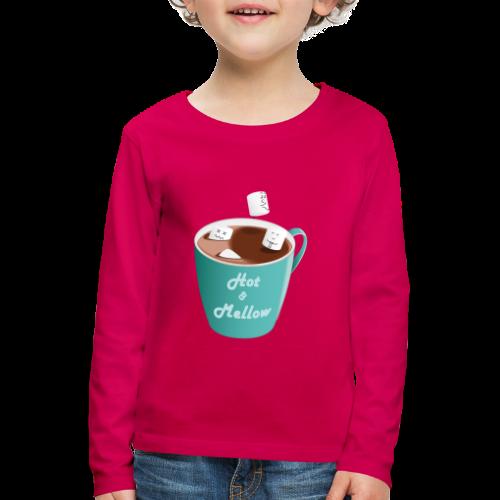 Hot & Mellow - foodcontest - Kids' Premium Longsleeve Shirt