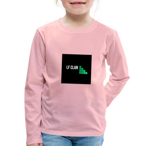 LF CLAN - Långärmad premium-T-shirt barn
