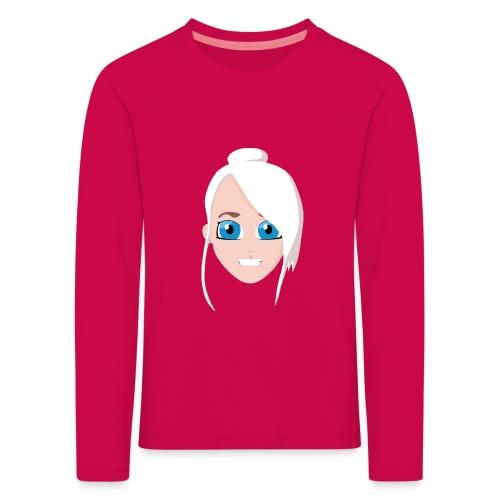Nina - Kinder Premium Langarmshirt