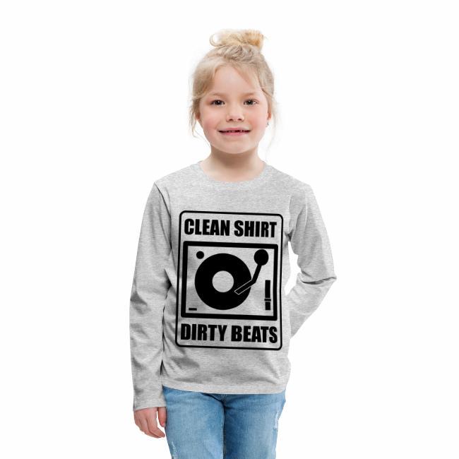 Clean Shirt Dirty Beats