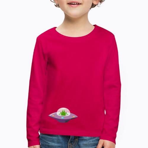 ufo - Kids' Premium Longsleeve Shirt