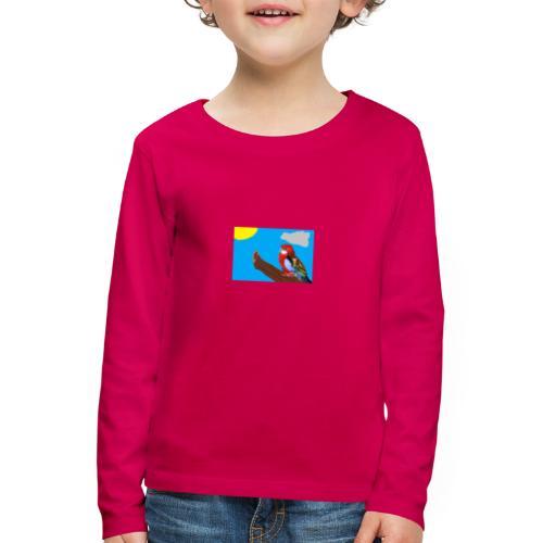 fantasimm 3 - Maglietta Premium a manica lunga per bambini