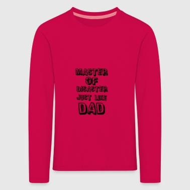 masterdad - Kids' Premium Longsleeve Shirt