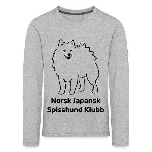 NJSK - Kids' Premium Longsleeve Shirt