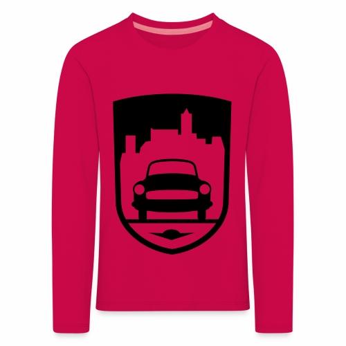 Wartburg Eisenach Coat of Arms - Kids' Premium Longsleeve Shirt