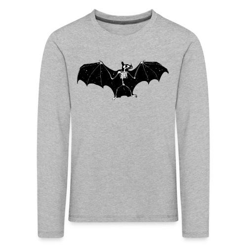 Bat skeleton #1 - Kids' Premium Longsleeve Shirt