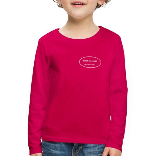 brest meme - T-shirt manches longues Premium Enfant