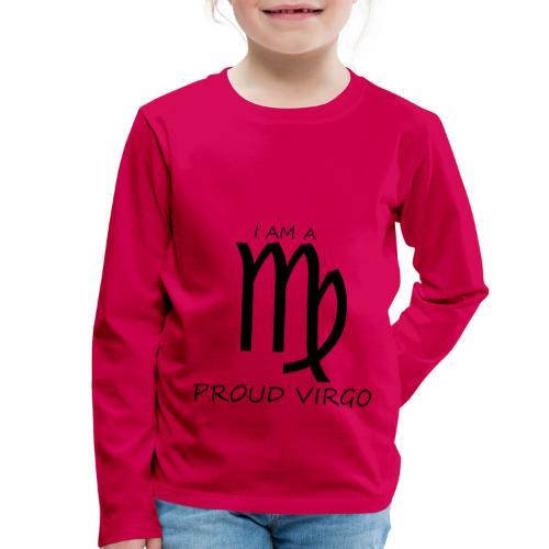 VIRGO - Kids' Premium Longsleeve Shirt
