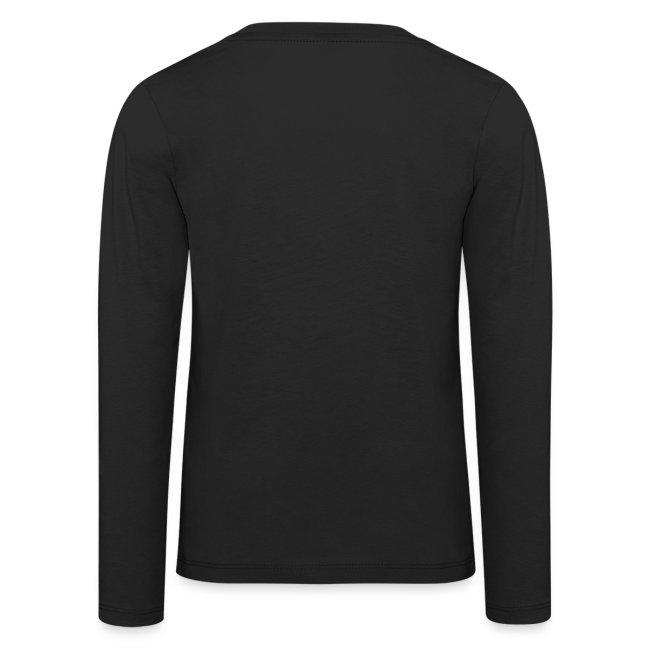 Teenager Premium Langarmshirt Drache