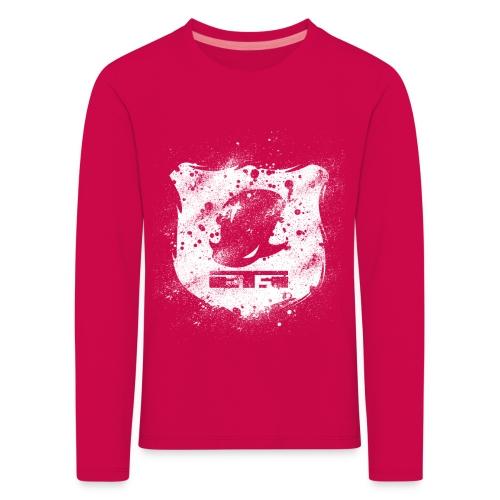 logoEcussonBlanc - T-shirt manches longues Premium Enfant