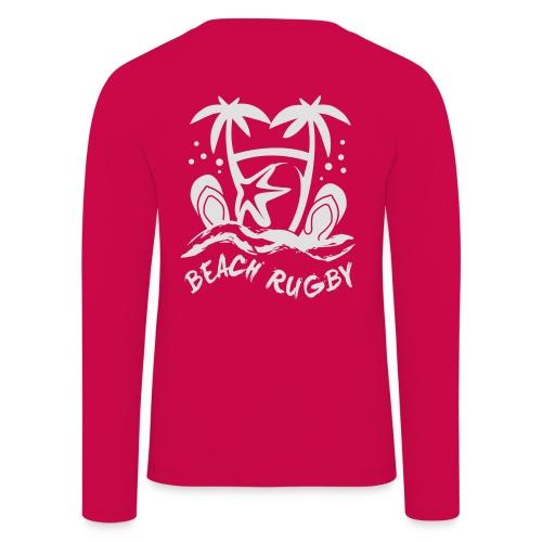 BEACH RUGBY - T-shirt manches longues Premium Enfant