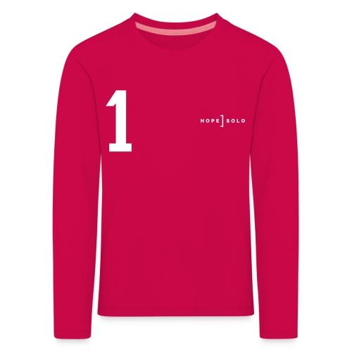 1 kids long sleeve - Kids' Premium Longsleeve Shirt