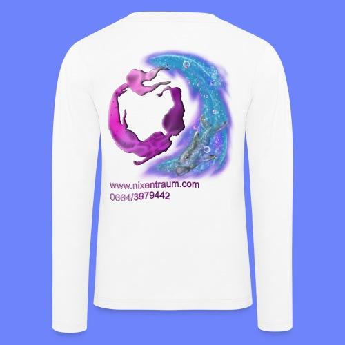 nixentraum6 - Kinder Premium Langarmshirt