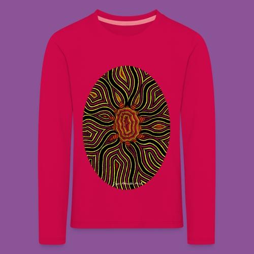 Aura 11 - Kinder Premium Langarmshirt