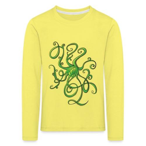 Nature Fantasy - Kids' Premium Longsleeve Shirt