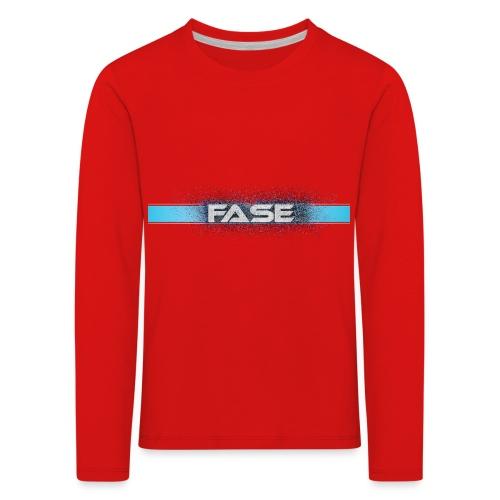 FASE - Kids' Premium Longsleeve Shirt