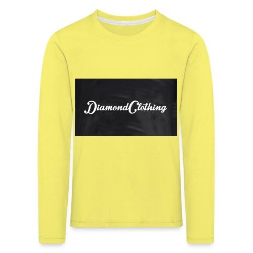 Diamond Clothing Original - Kids' Premium Longsleeve Shirt