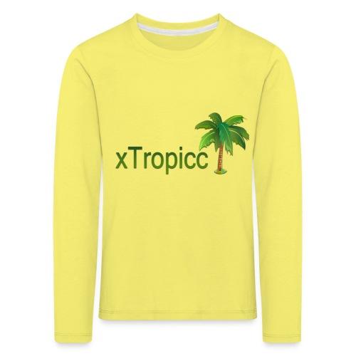 tropicc - T-shirt manches longues Premium Enfant