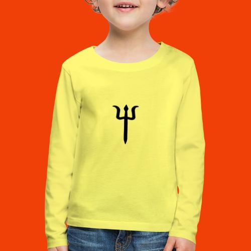TRIDENTE - Camiseta de manga larga premium niño
