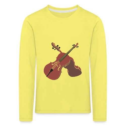 Cello - Kids' Premium Longsleeve Shirt