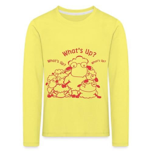 yendasheeps - Kinderen Premium shirt met lange mouwen