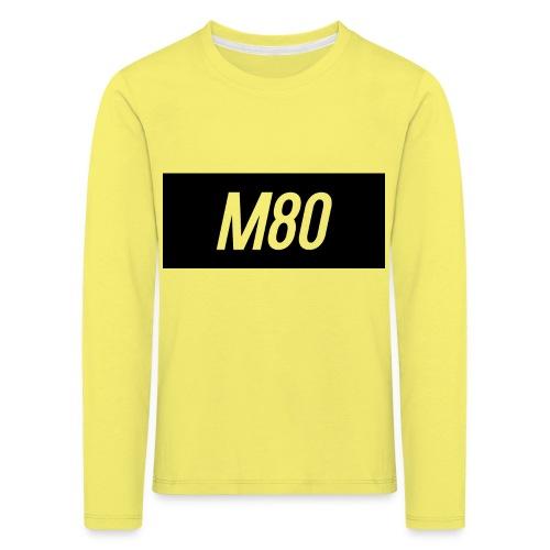 M80 png - Kids' Premium Longsleeve Shirt