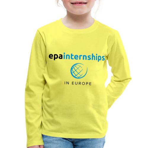 EPA Shirt Black - Kids' Premium Longsleeve Shirt