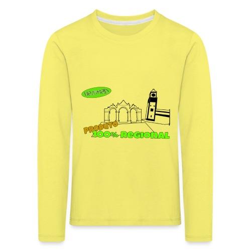 City Gates - Kids' Premium Longsleeve Shirt
