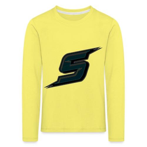 Stripo Logo - Kids' Premium Longsleeve Shirt