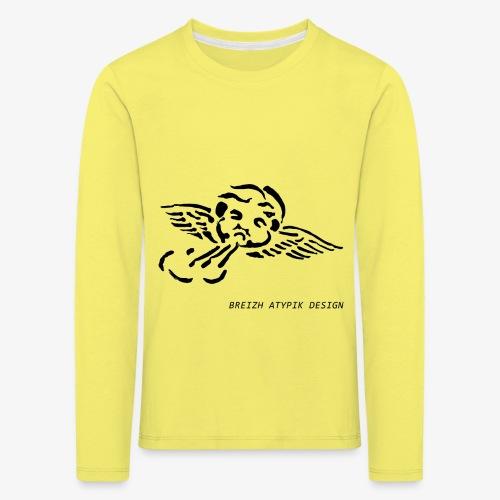 Ty Avel + BAD - T-shirt manches longues Premium Enfant