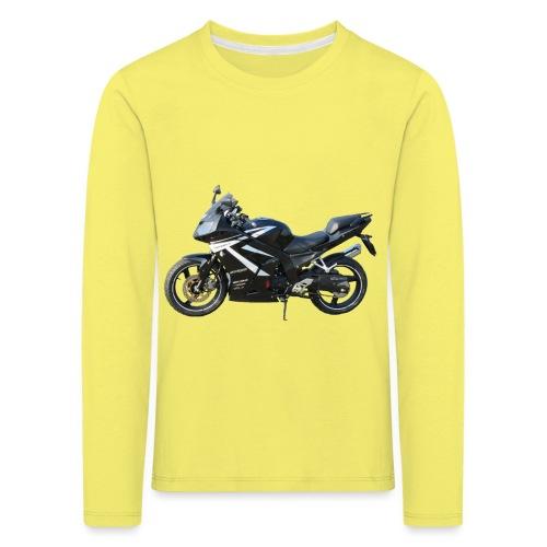 snm daelim roadwin r side png - Kinder Premium Langarmshirt