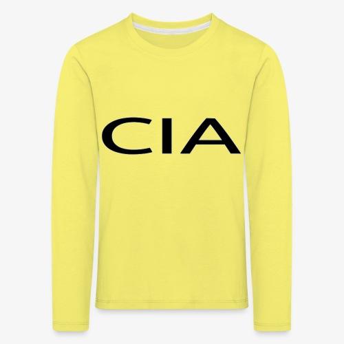 CIA - Kids' Premium Longsleeve Shirt