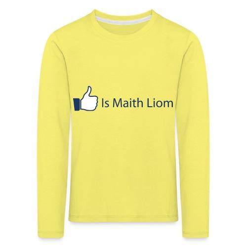 like nobg - Kids' Premium Longsleeve Shirt