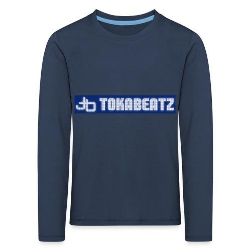 Vortecs-Toka - Kinder Premium Langarmshirt